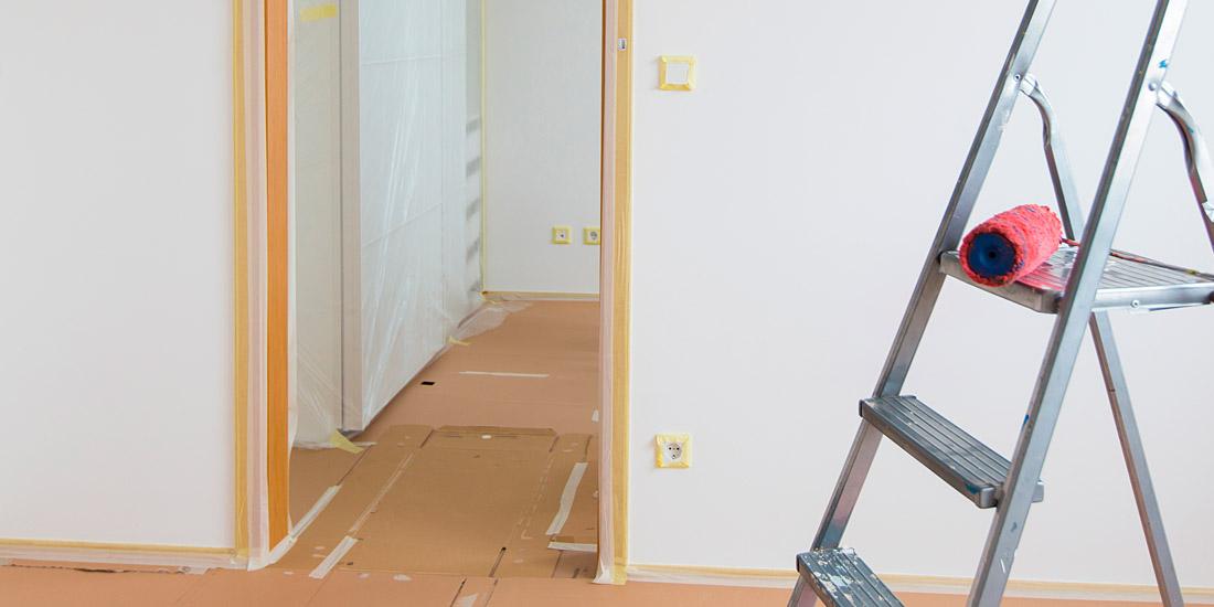 Handwerkertipp Abkleben Und Abdecken Vor Malerarbeiten Rolf