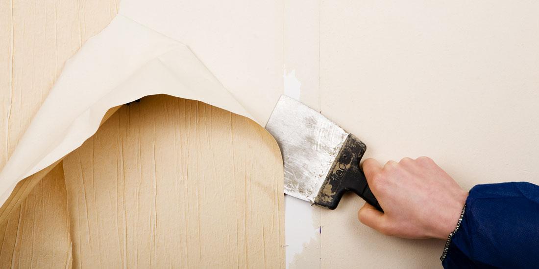 handwerkertipp tapezieren vorbereiten rolf schlagenhauf ag. Black Bedroom Furniture Sets. Home Design Ideas